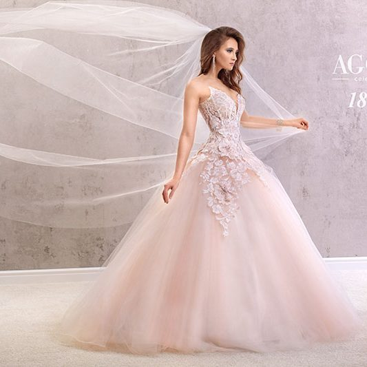 robe femme ronde mariage new style 41068
